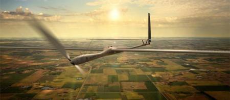Google empieza a darle uso a sus drones solares: Internet en zonas remotas