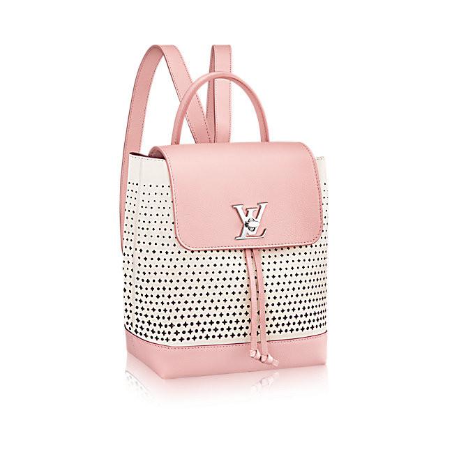 Louis Vuitton Lockme Backpack Lockme Bolsos M54577 Pm2 Front View