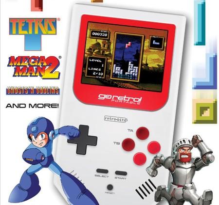 GoRetro! Portable quiere ser la portátil retro definitiva con sus más de 260 juegos clásicos por tan solo 40 euros