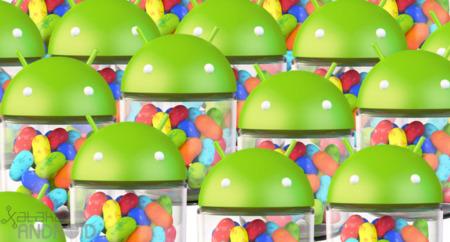 Google anuncia Android 4.1.2 (Jelly Bean) y comienza a llegar al Nexus 7