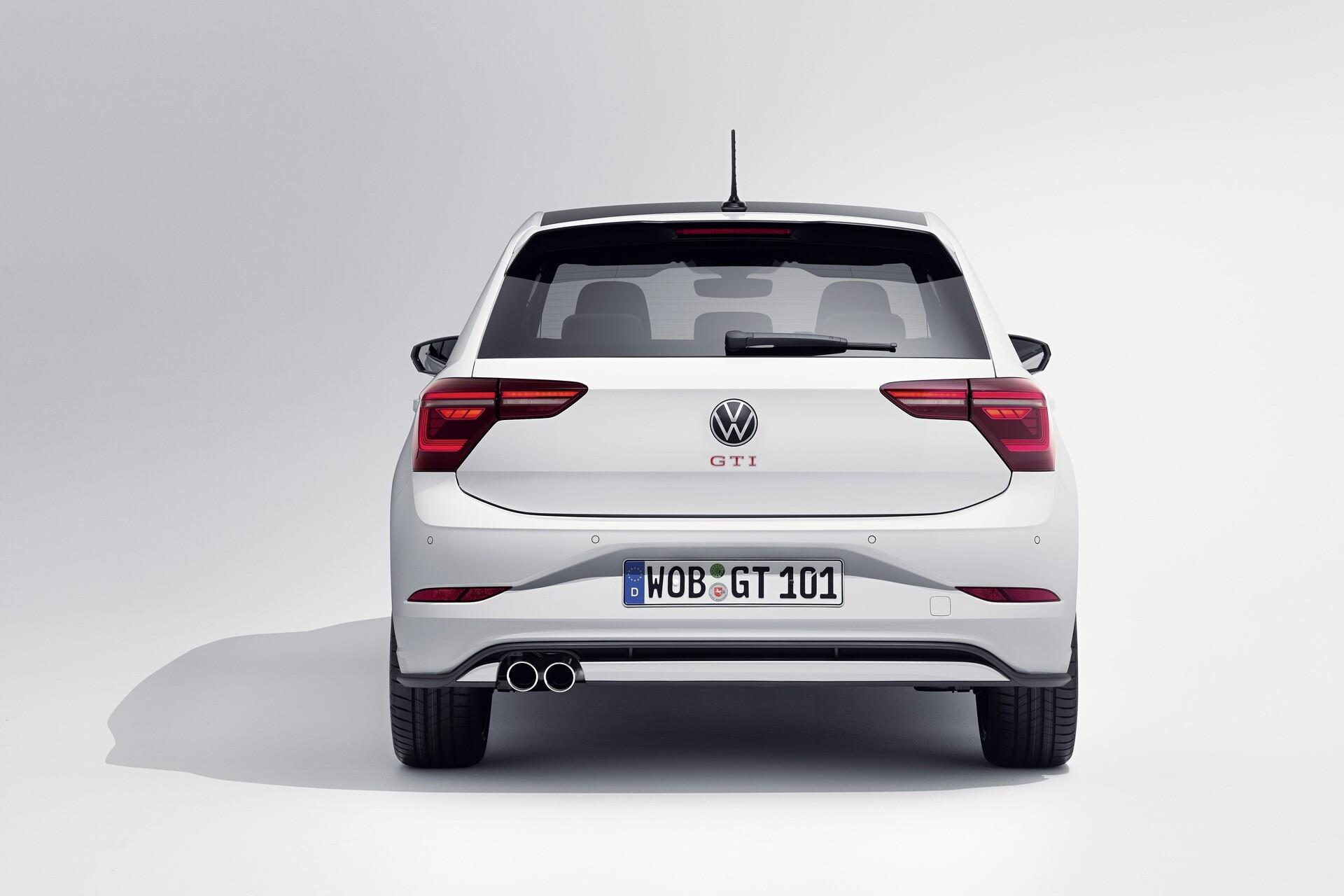 Foto de Volkswagen Polo GTI 2022 (4/17)
