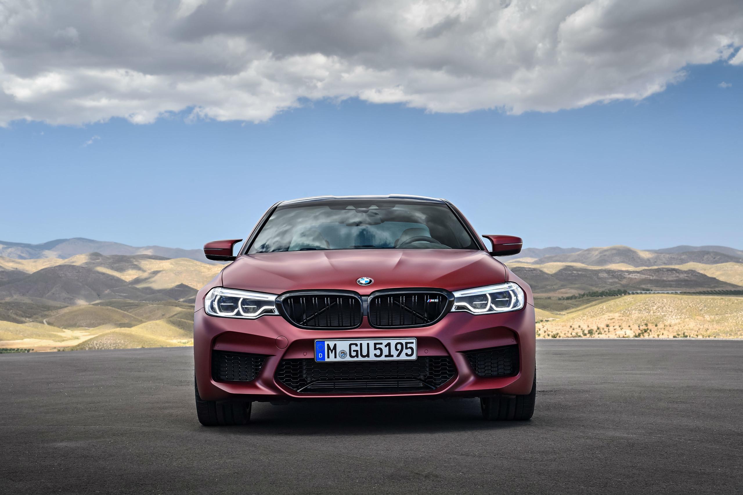 Foto de BMW M5 First Edition 2019 (9/19)