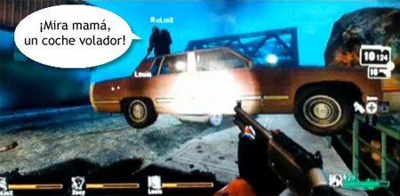 'Left 4 Dead' y los múltiples bugs de 'Crash Course'