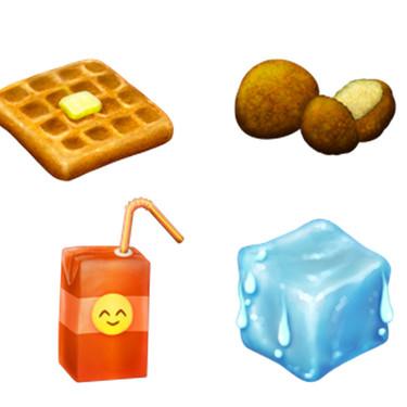 Tu móvil estrena nuevos emojis de alimentos, y estas son las mejores recetas para celebrar su llegada