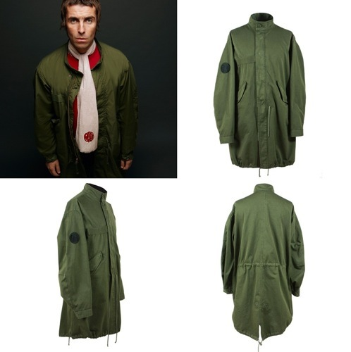 Pretty Green, Primavera-Verano 2009, la marca de Liam Gallagher
