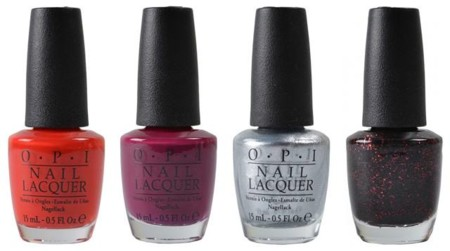 Opi Coca Cola Anniversary 2015 Collection