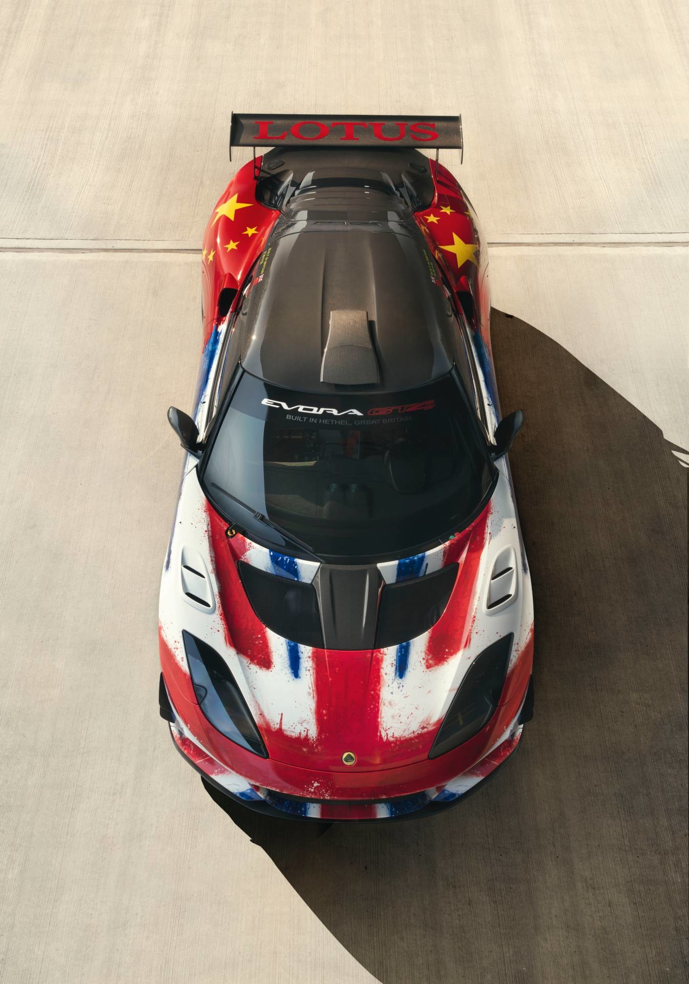 Foto de Lotus Evora GT4 Concept (10/27)