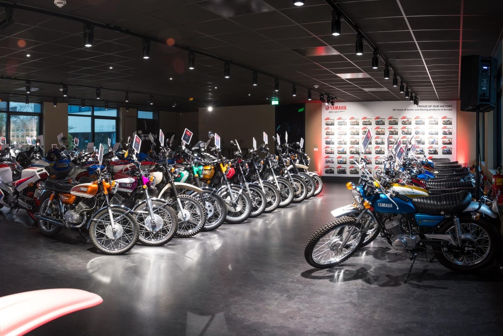 Foto de Museo de Yamaha en Amsterdam (1/7)
