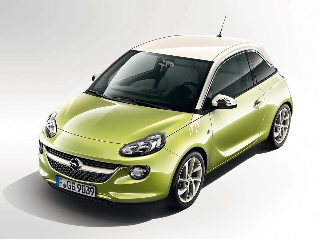 Opel Adam Jam Splash Design