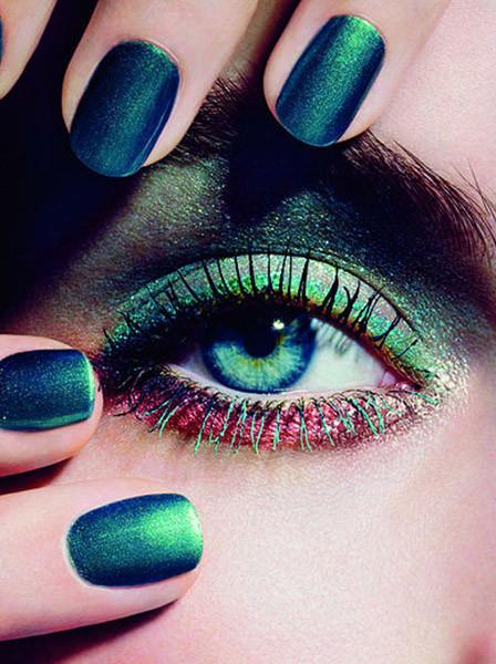 Ojos Chanel verano 2013