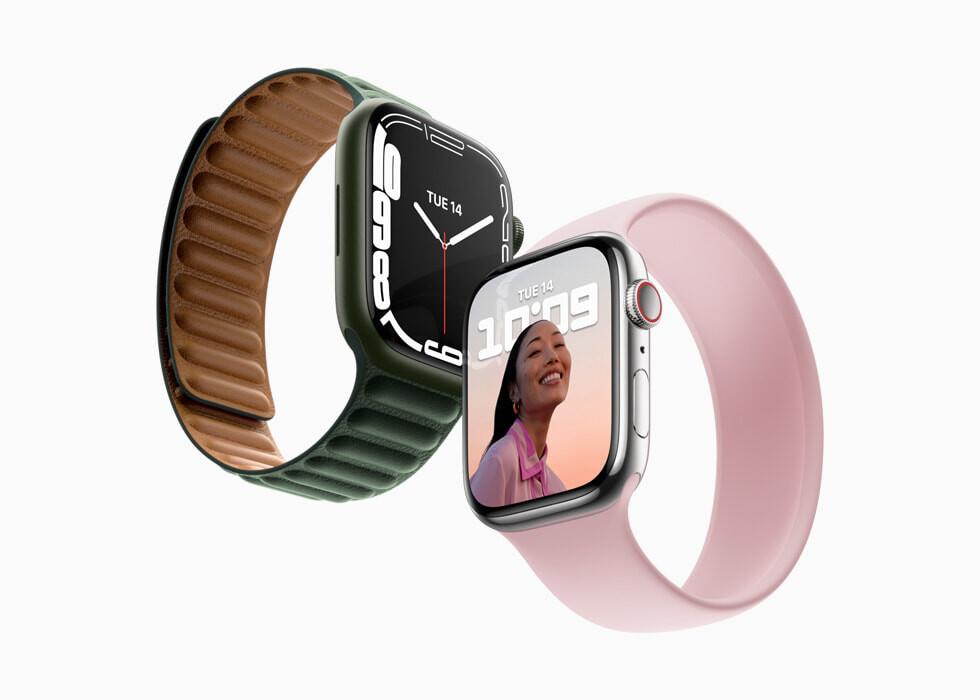 Apple Watch Series 7: menos marcos que nunca, más resistencia a golpes y la misma esencia de siempre