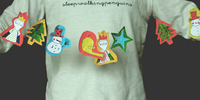 Decoración de Navidad. Manualidades para niños