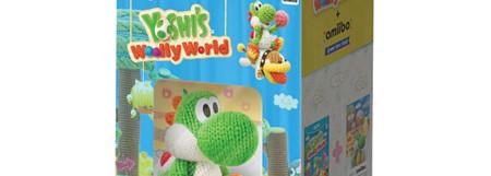 ¡La ternura también vendrá en paquete! Así es Yoshi's Woolly World tendrá bundle