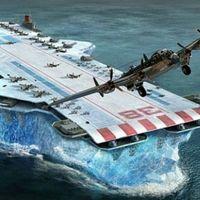 Cuando Gran Bretaña quiso crear un portaviones hecho de hielo