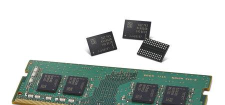 Samsung ha construido el chip de DRAM de 8GB más pequeño del mundo basado en 10 nanómetros