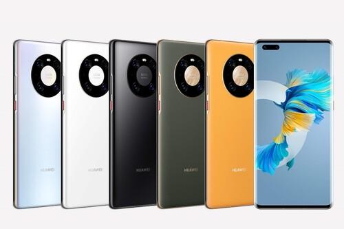 Huawei Mate 40, Mate 40 Pro y Mate 40 Pro+: los primeros Android con chip de 5 nm y ahora todos con pantallas OLED curvas