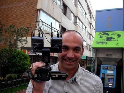 Imagen de la semana: Loic y su cámara