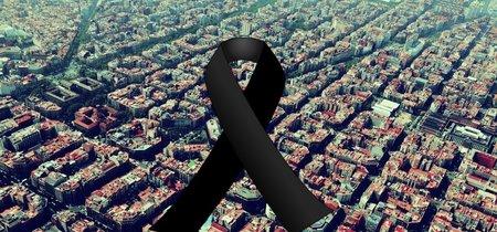 El motociclismo se solidariza con la ciudad de Barcelona tras el atentado terrorista