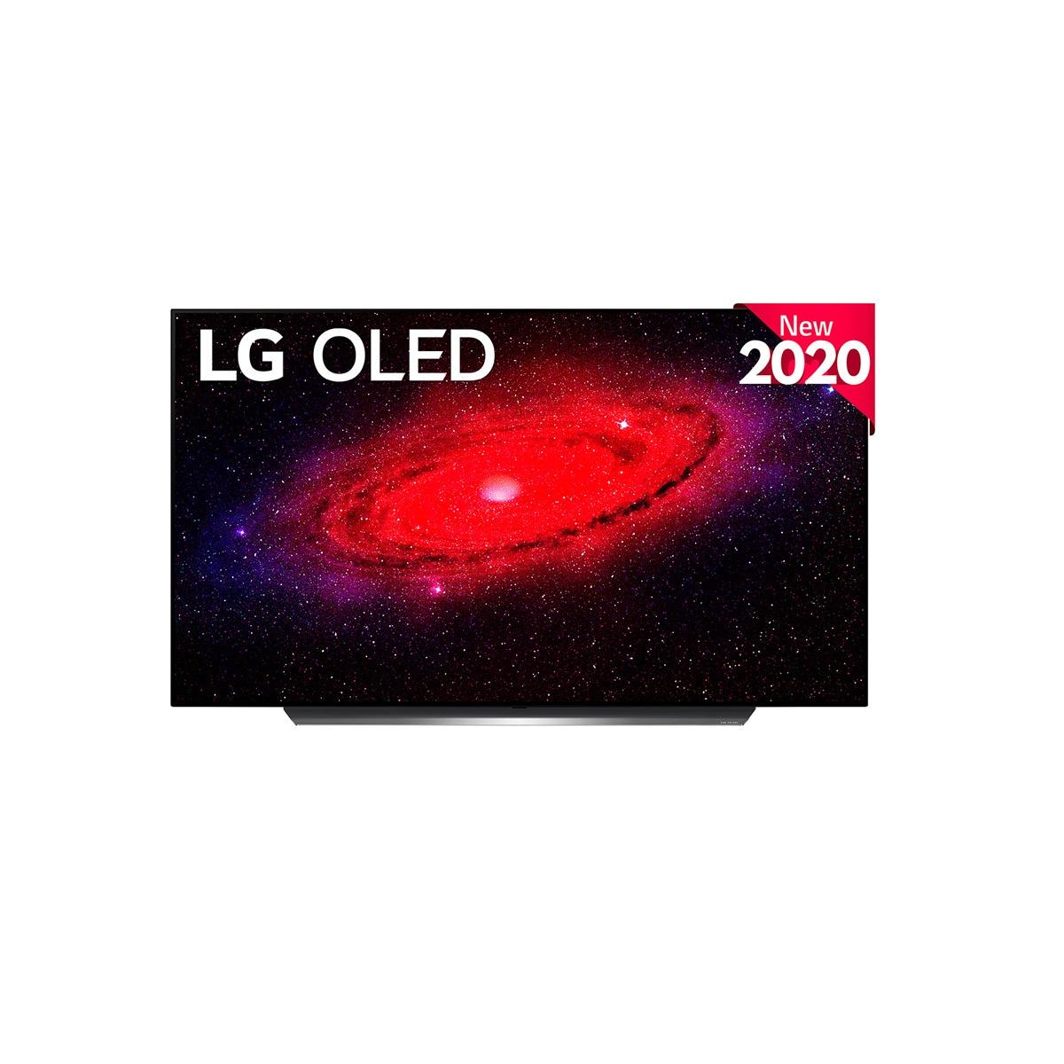 """TV LG OLED55CX6LA OLED 55"""" 4K con inteligencia artificial LG ThinQ AI, compatible con el 100% de formatos HDR, sonido Dolby Atmos y experiencia Gaming Ultimate gracias a NVIDIA G-SYNC y HDMI 2.1 8K input"""