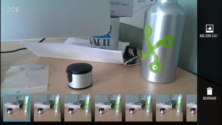 Cámara HTC One
