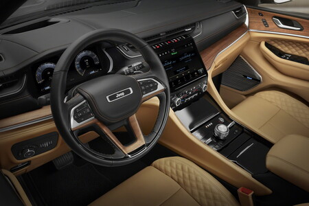 Jeep Grand Cherokee L 2021 Prices versions and equipment in Mexico 4
