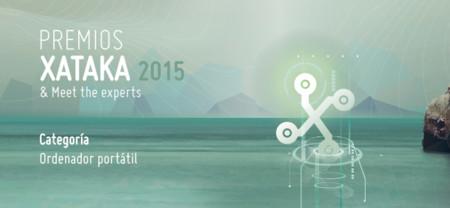 Mejor ordenador portátil: vota en los Premios Xataka 2015