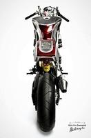 Meravigliosa Creatura o Ducati 749 café-racer