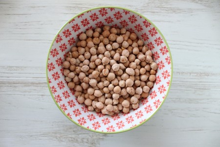 Garbanzos Calcio