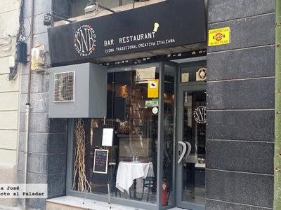 Restaurante SNB, comida tradicional italiana en Barcelona