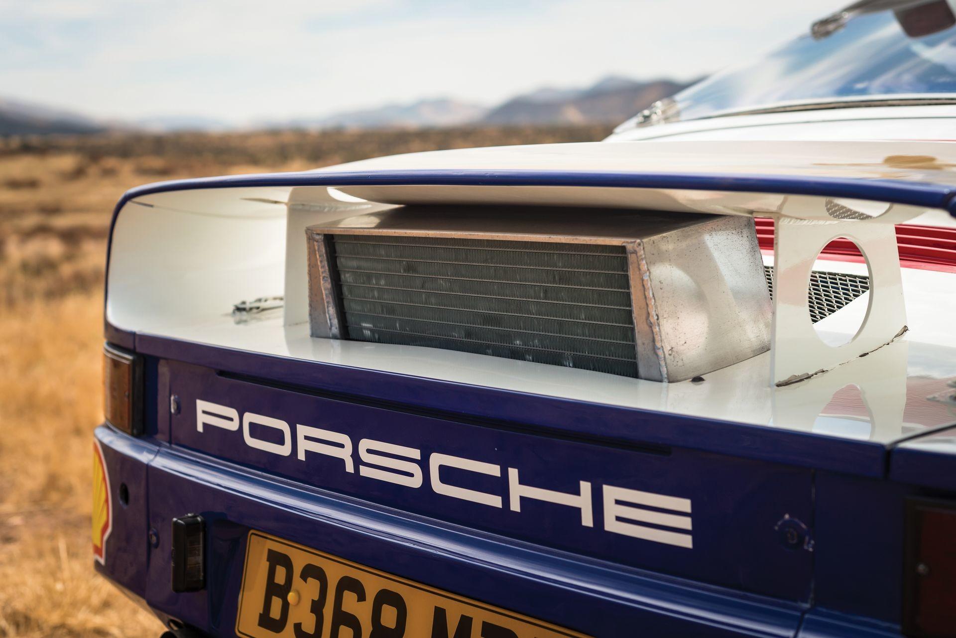 Foto de Porsche 959 Paris-Dakar (18/24)