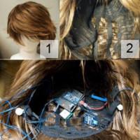 Peluquines conectados, lo último del wearable computing japonés