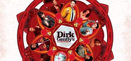 'Dirk Gently: Agencia de Investigaciones Holísticas' sigue igual de loca y divertida en su segunda temporada