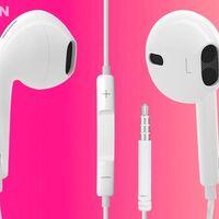 Los clásicos EarPods de Apple con conector jack de 3,5mm está a su precio más bajo en Amazon: auriculares con cable por sólo 11,99 euros
