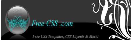 Free-CSS, una plataforma para compartir ficheros CSS libres