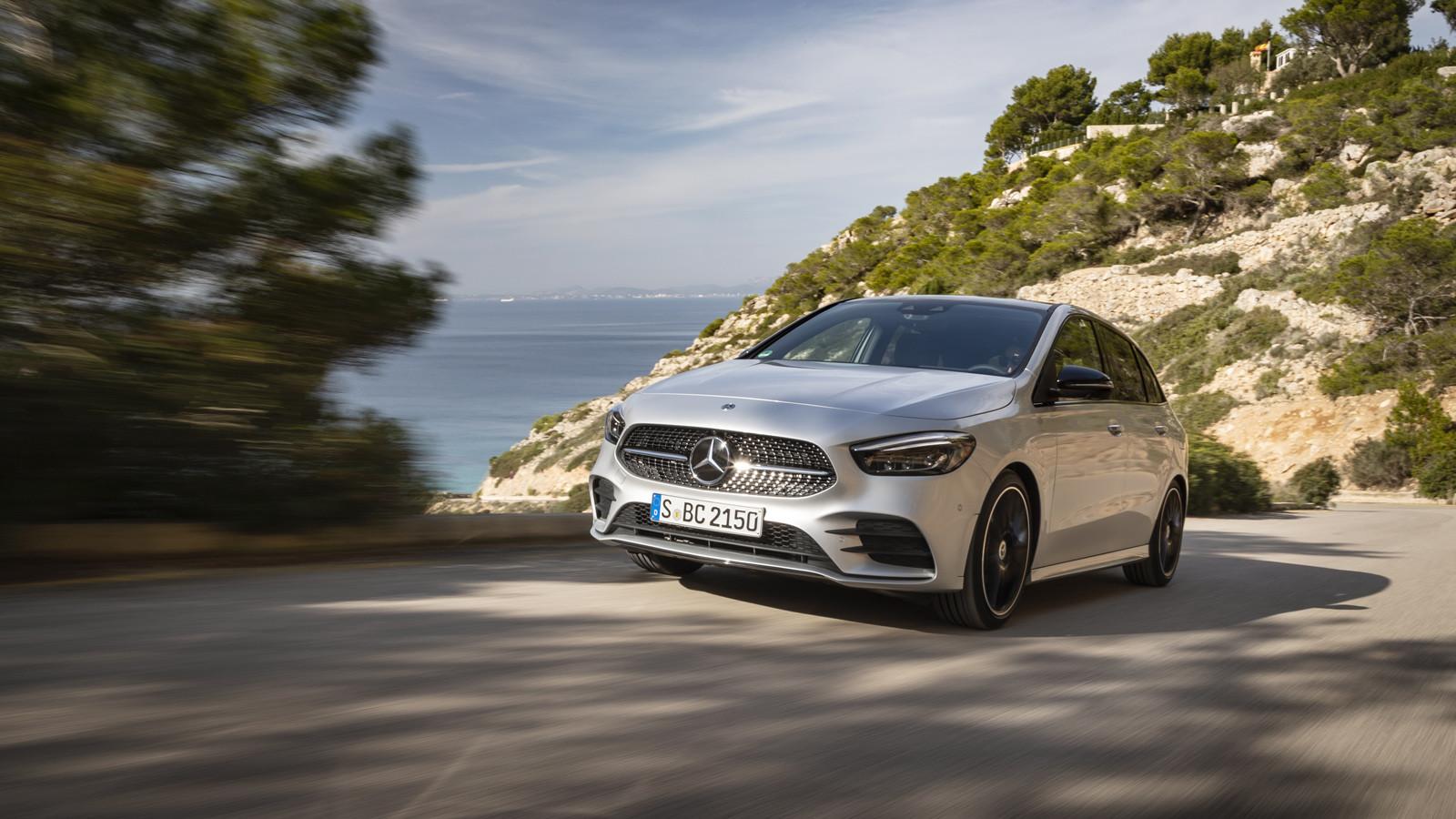 Foto de Mercedes-Benz Clase B 2019 (52/157)