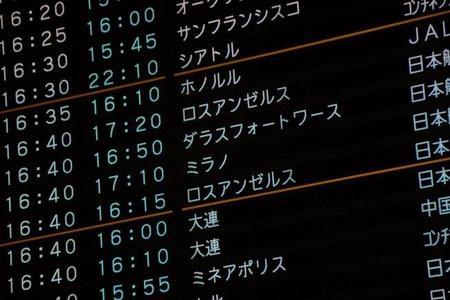 Las compañías aéreas se adaptan tras la tragedia de Japón