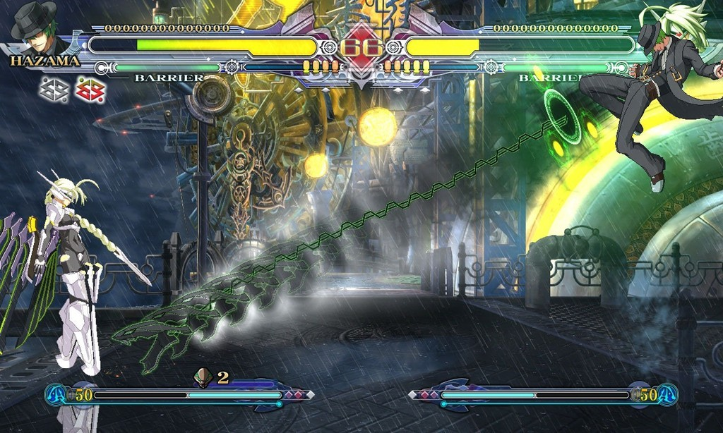 Foto de 240210 - BlazBlue: Continuum Shift (7/19)