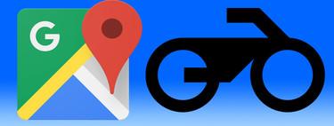 Google Maps comienza a probar las indicaciones para ir a un sitio en moto