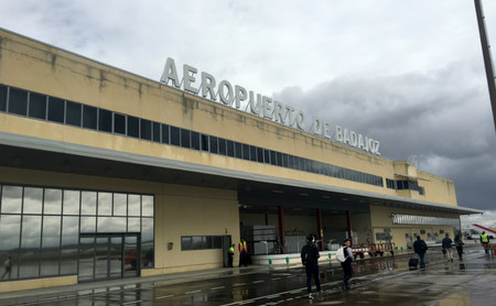 El aeropuerto de Badajoz: manual de uso