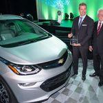 El Chevrolet Bolt sucede al Chevrolet Volt como 'Green Car of the Year 2017'