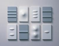 Interruptores minimalistas de silicona