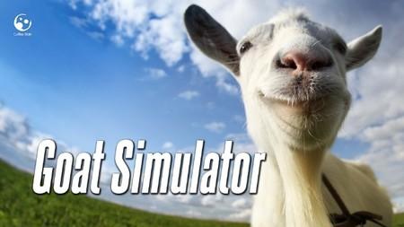 Goat Simulator ya disponible para Android