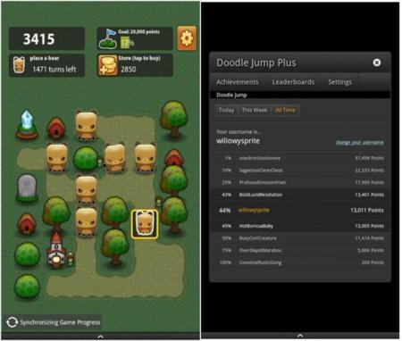 sincronizar juegos con varios dispositivos android