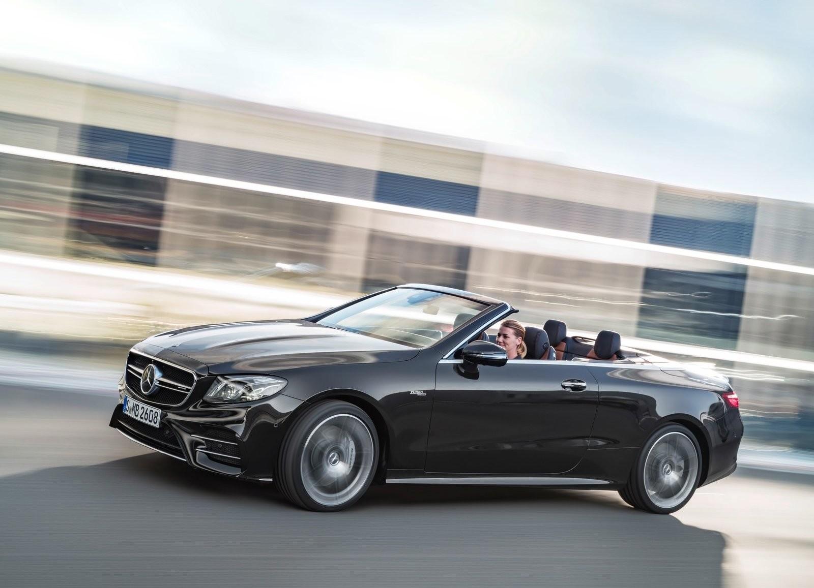 Foto de Mercedes-AMG E 53 Coupé y Cabriolet (3/20)