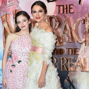 Keira Knightley y las actrices de 'El Cascanueces' se visten como si vivieran en un cuento de hadas