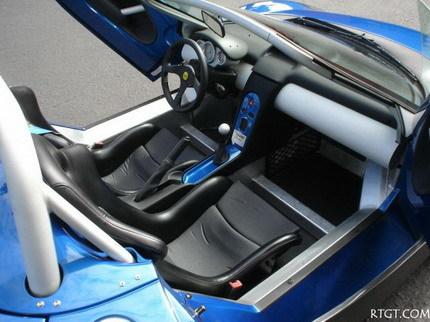 Renault Spider de 1999
