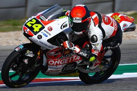 Tatsuki Suzuki Moto3 Jerez 2019