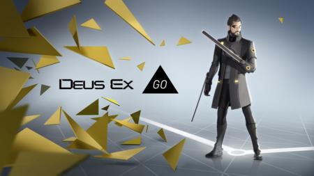 Llega el sucesor de Hitman Go y Lara Croft Go, ya puedes jugar en tu iPhone a Deus Ex GO