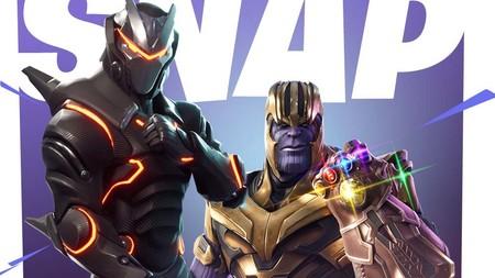 Thanos, el villano del que todo el mundo habla llegará a 'Fortnite' en un modo por tiempo limitado