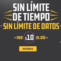 Unefon Ilimitado se actualiza: cualquier recarga nos dará internet ilimitado cobrándonos 10 pesos al día